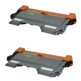 2PK Compatible TN450 Toner Cartridge For Brother Laser Printers HL-2240 series, HL-2270 Series ( Pack of 2 )