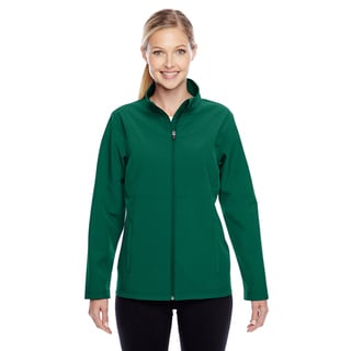 Leader Women's Soft Shell Sport Forest Jacket