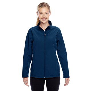 Leader Women's Sport Dark Navy Soft Shell Jacket