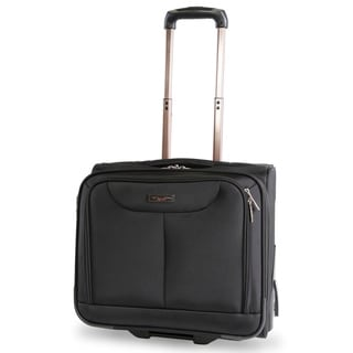 Pacific Coast Rolling Laptop Business Tote Briefcase