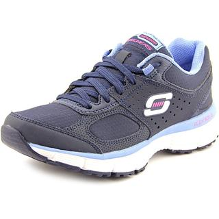 Skechers Women's 'Agility - Ramp Up' Grey Basic Textile Athletic Shoes