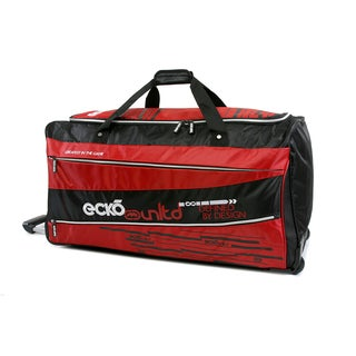 Ecko Unlimited Traction Large 32-inch Rolling Duffel Bag