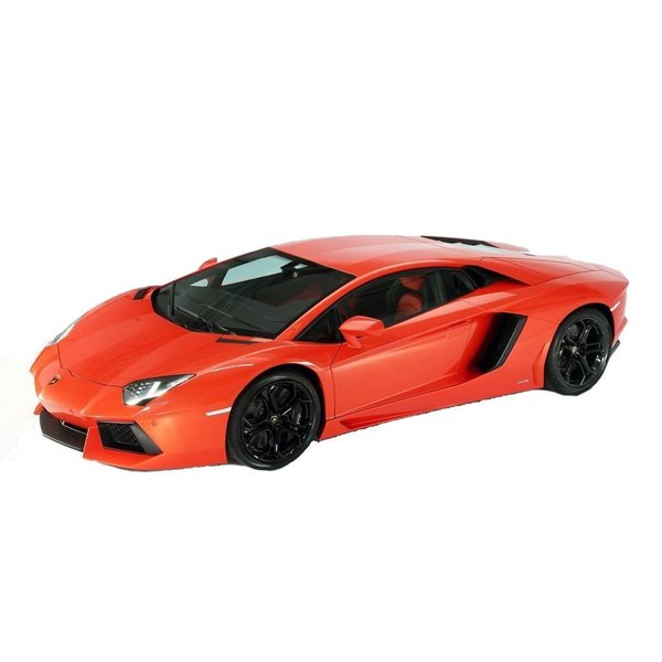 Rastar 1:14 LP700 Orange Lamborghini Aventador 2.4 GHz RC Vehicle