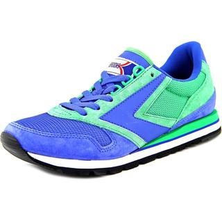 Brooks Heritage Women's 'Chariot' Blue Regular Suede Athletic Shoes