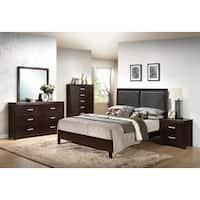 Acme Furniture Ajay Espresso Bed