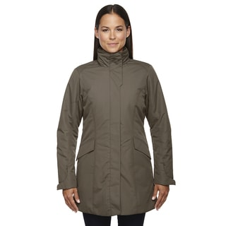Promote Women's Dark Oakmoss 487 Insulated Car Jacket