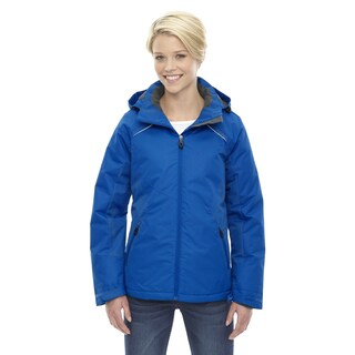 Linear Women's Insulated With Print Nautical Blue 413 Jacket