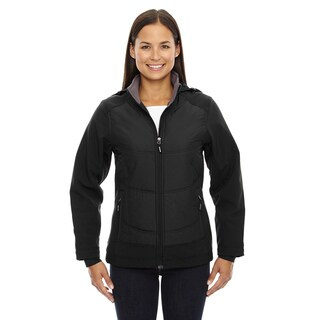 Neo Women's Insulated Hybrid Soft Shell Women's Black 703 Jacket