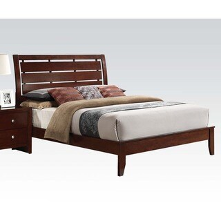 Acme Furniture Ilana Cherry Brown Bed