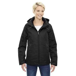 Linear Women's Insulated With Print Black 703 Jacket