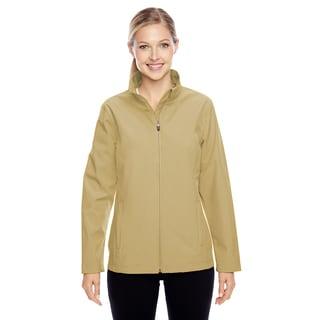 Leader Women's Soft Shell Sport Vegas Gold Jacket