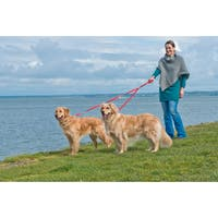 FurHaven No-tangle 2-dog Pet Leash Lead