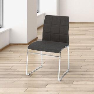 Sarah Fabric Dining Chairs (Set of 4)