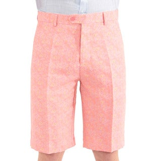 Steve Harvey Collection Paisley Shorts