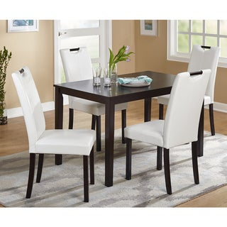 Link to Simple Living 5-piece Rochelle Dining Set Similar Items in Dining Room & Bar Furniture