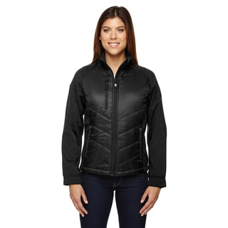 Epic Insulated Hybrid Bonded Women's Fleece Black 703 Jacket