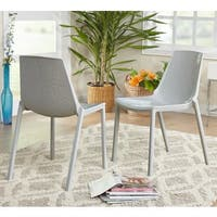 Simple Living Dragonfly Stacking Chair (Set of 2)