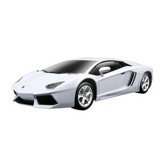 Rastar White 1:14 Lamborghini Aventador LP700 2.4GHz R/C Car