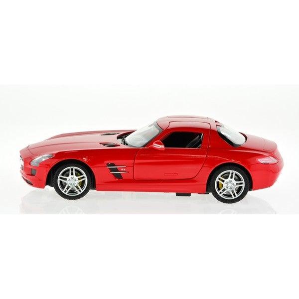 Rastar Mercedes-Benz SLS AMG Red 2.4 GHz 1:14 Scale Model Car
