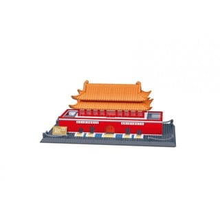 Wange The Tiananmen of Beijing Interlocking Brick Set