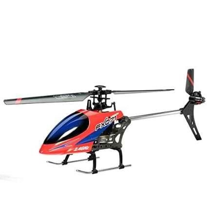 Feilun 4-channel 16-inch Single-blade Flybarless Helicopter