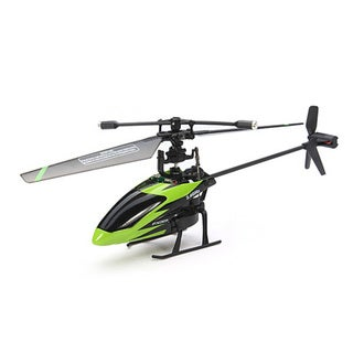 Feilun 4 Green Single-blade 8-inch Helicopter