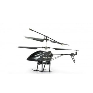 Feilun 3.5 Channel Black Assembled Dual Counter Rotating IR Camera Helicopter
