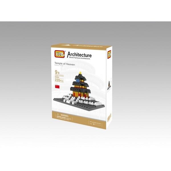 Wange ABS Temple of Heaven Micro Blocks Set