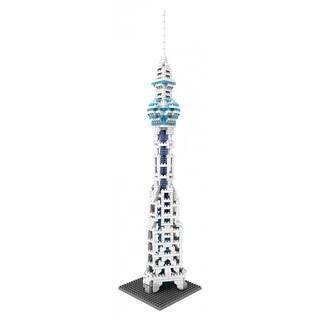 Wange ABS Tokyo Skytree Micro Blocks Set
