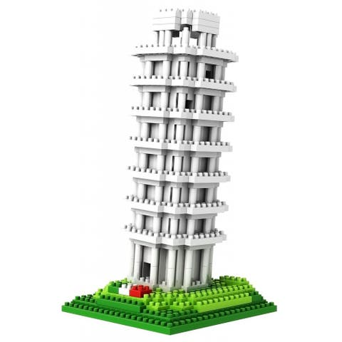 Wange Leaning Tower of Pisa