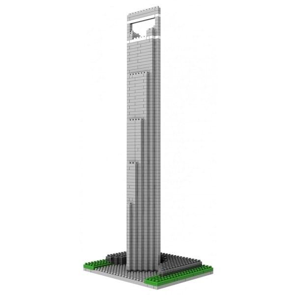 Wange ABS Micro Blocks SWFC Building Set