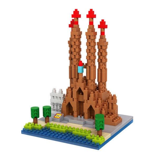 Wange Sagrada Familia. Opens flyout.