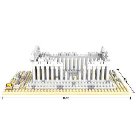 Wange Aparthenon Greece Temple