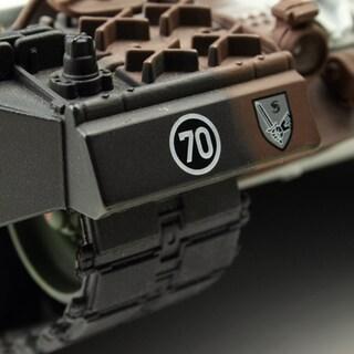 VS Tanks Winter Camo German Leopard 1:24 A5 R/C Tank