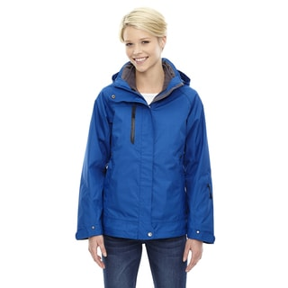 Caprice 3-In-1 Women's With Soft Shell Liner Nautical Blue 413 Jacket