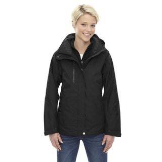 Caprice 3-In-1 Women's With Soft Shell Liner Black 703 Jacket