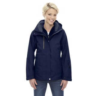 Caprice 3-In-1 Women's With Soft Shell Liner Classic Navy 849 Jacket