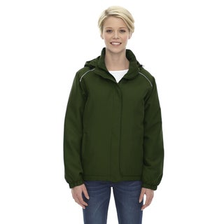 Brisk Women's Insulated Forest Green 630 Jacket