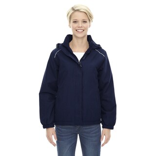 Brisk Women's Classic Navy 849 Insulated Jacket