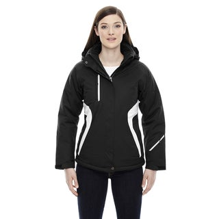 Apex Women's Seam-Sealed Black 703 Insulated Jacket