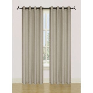 Ellen Tracy Spectrum Grommet Curtain Panel Pair