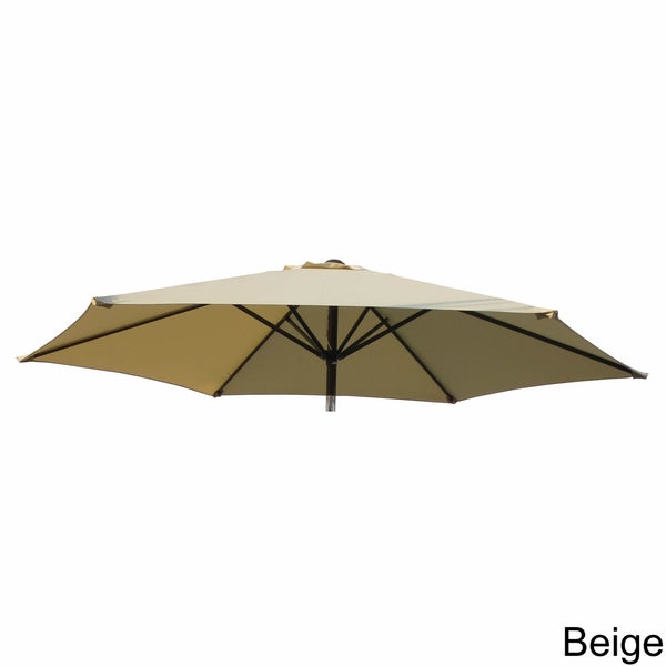 Replacement Patio Umbrella Canopy International Caravan St. Kitts 8 Ft.  Replacement Patio Umbrella Canopy ...