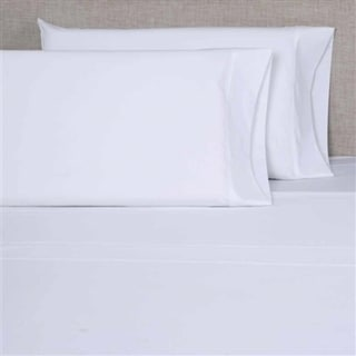 Affluence Hospitality 200 Cotton/ Polyester Pillowcase (Set of 12)