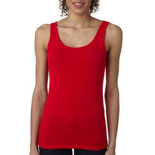 Next Level Women's The Jersey Red Tank|https://ak1.ostkcdn.com/images/products/12298995/P19134978.jpg?impolicy=medium