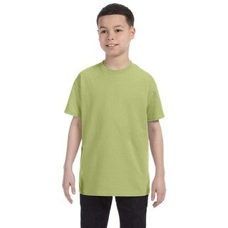 Gildan Boys' Kiwi Heavy Cotton T-shirt