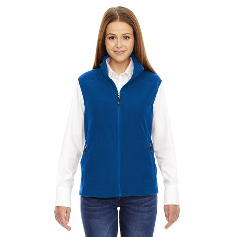 Voyage Women's True Royal 438 Fleece Vest