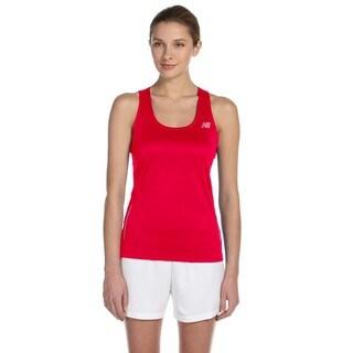 Tempo Women's Cherry Red Running Singlet Tank
