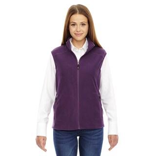 Voyage Women's Mulbry Purple 449 Fleece Vest