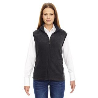 Voyage Women's Heather Charcoal 745 Fleece Vest