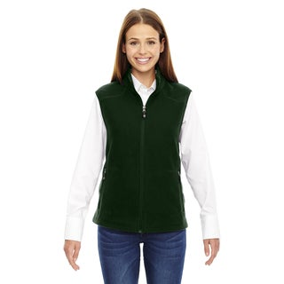 Voyage Women's Forest Green 630 Fleece Vest
